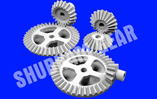 Forged Bevel Gear